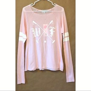 NWT WILDFOX Shirt